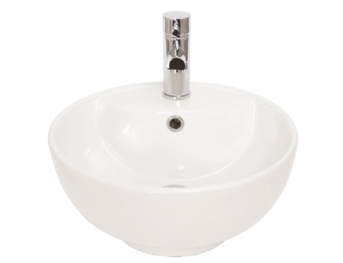 Alliance Jura 109 Counter Top Washbowl Basin  With 1 Taphole